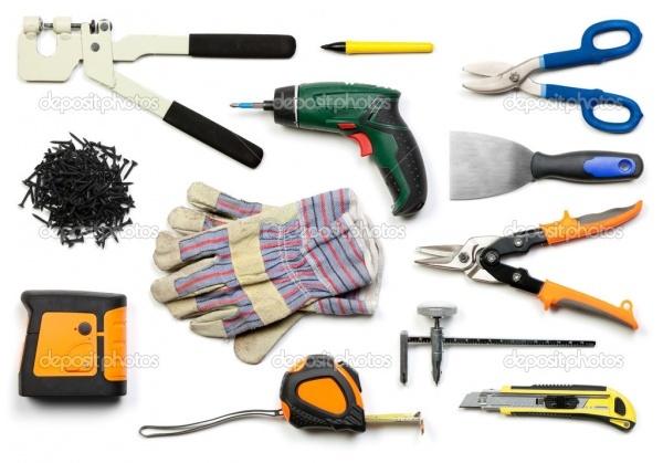 herramientas para trabajos con drywall la importancia de instalar bien. Black Bedroom Furniture Sets. Home Design Ideas