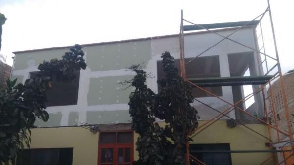 Cu nto cuesta una construcci n en drywall jmm drywall - Cuanto puede costar reformar un piso entero ...